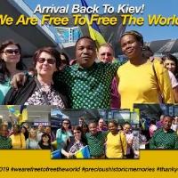 Бразилия Рио-Де-Жанейро - Возвращение в Киев
