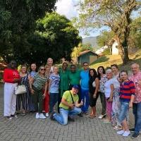 Pastor Sunday Adelaja Встреча на ранчо в Рио-де-Жанейро