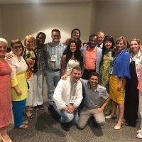 Команда пастора Сандея На конвенции ADONEP Бразилия Рио-Де-Жанейро
