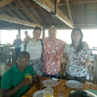 Пастор Сандей Аделаджа Встреча на ранчо в Рио-де-Жанейро